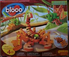 Bloco Scorpions & Insects Foam Building Set