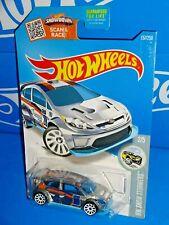 Hot Wheels 2016 Wal-Mart ZAMAC HW Snow Stormers '12 Ford Fiesta