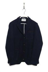 Oliver Spencer Blue  Heaton Solms Jacket Navy blue wool 44 R   bys