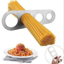 Edelstahl Profi Spaghettimaß Spaghetti Portionierer Besteck Maß 4 Löcher Neu