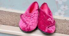 LADIES PINK  SLIPPERS SIZE UK 5 BNWOT