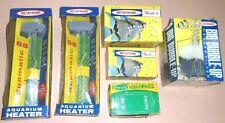 New listing Vintage Fish Aquarium Nos Lot Metaframe Pumps Duomatic 88 Heaters Filter Pumps