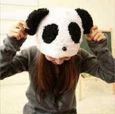 Onorevoli girl women's Warm CARTOON ANIMALE CARINO PANDA BEAR INVERNO SOFFICI CAPPELLO REGALO
