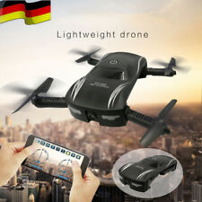 X185 Faltbare GPS Drohne mit WiFi FPV HD Kamera Mini Pocket Drone RC Quadcopter