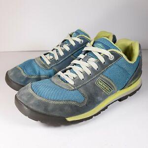 Merrell Womens Hiking Shoes Solo Origins J68610 Blue Outdoor ArticTeal 9
