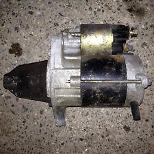 Honda Beat Denso Starter Motor 12V 128000-6112- ( fully working when removed )