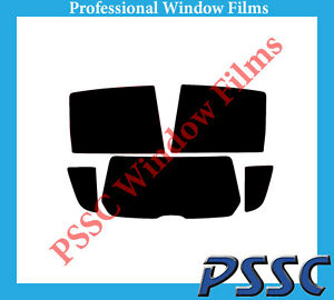 Lancia Musa 2004-2010 Pre Cut Car Auto Window Tint Window Film Limo Kit