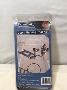 Brand New Lifetime Basketball Accessories - 0900 Driveway Court Marking Kit