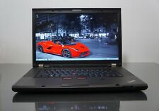 Lenovo ThinkPad laptop W530 Core i7 3.60Ghz 1920x1080p 16GB RAM 1TB hdd NVIDIA