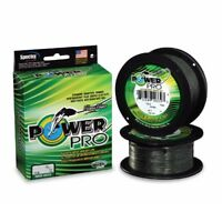 Power Pro Spectra Braid Fishing Line 30 lb Test 1500 Yards Yds Moss Green 30lb