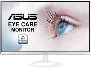 "MONITOR ASUS VZ249HE-W 23,8"" FULL HD ULTRA SLIM 5MS HDMI VGA - EYE CARE"