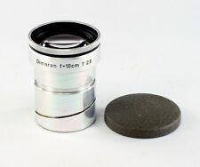 Leica Leitz Projector Lens Dimaron 2.8/10 cm with lens cover