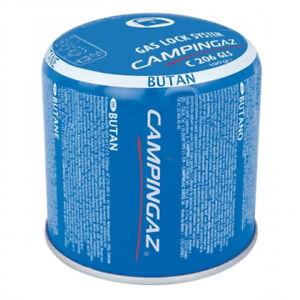 Campingaz C206 Butane Propane Gas Cartridge