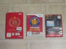 Super Mario All-Stars 25-Jahre Jubiläumsedition für Nintendo Wii und Wii U *OVP*