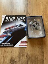 More details for  star trek eaglemoss issue 166 tamarian deep space cruiser & magazine