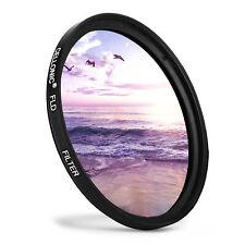 Filtro Fluorescenza FLD 58mm per Nikon AF-S DX NIKKOR 55–300 mm f/4 .5 –5.6 G ED VR