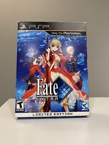 PSP Fate Extra Limited Edition New Open Box