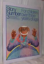 Eugene Ionesco STORY NUMBER 3 First ed! Fine! HC Childrens Philippe Corentin Art