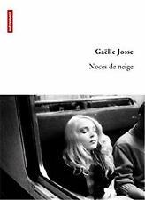 Noces de neige by Josse, Galle