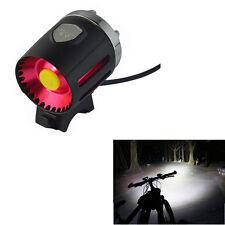 ALUMINUM 600LM CREE T6 LED BICYCLE HEADLIGHT BIKE FRONT LIGHT HEAD LAMP+BATTERY