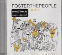 Foster The People Torches CD Alternative Indie Rock FASTPOST