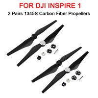 Quick Release Propeller Carbon Fiber Paddle Blades for DJI Inspire 1 1345S