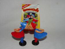 Magneto Romeo & Julia magnetische Kußpuppen unbespielt in OVP - Kissing Dolls