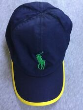 2012 Us Open Tennis Championship Polo Ralph Lauren Navy Ballboy Baseball Cap Hat