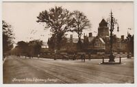 Wales postcard - Newport Road & Infirmary, Cardiff - RP (A476)