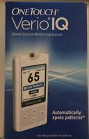 NIB One Touch Verio IQ Blood Glucose Monitoring System