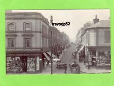 Wellington Street from George Street Luton Shop RP pc 1905 Wm H Cox Ref A478