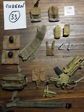 Action Figure 1/6 Loose Modern Lot 33 Dragon BBI Soldier Story DID Very Hot Toys