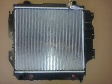BRAND NEW JEEP WRANGLER RADIATOR RHD YEAR /1987 TO 2006