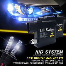 GE Xenon Lights System Conversion HID Kit H1 H4 H7 H10 H11 9004 9005 9006 9007