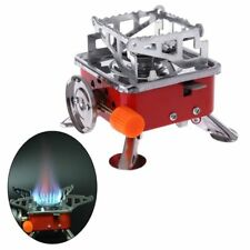 Outdoor Portable Stove Butane Gas Cooker For Camping Picnic Cookout BBQ Hot