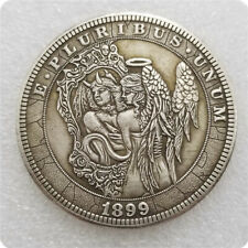 1899 Devil Angel US Foreign Currency Coin Commemorative Morgan Silver Collection