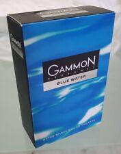 Gammon Blue Water After Shave Eau De Toilette Neu 100ml