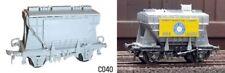 Dapol 1/76 OO Gauge Cement Wagon - model kit # C40