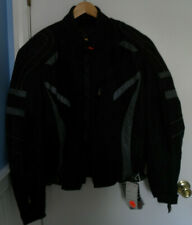 Xelement Men's Motorcycle Jacket Size Large NWT
