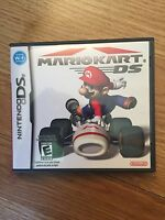 Mario Kart DS Nintendo NDS Cib Game With Manual Good BDS1