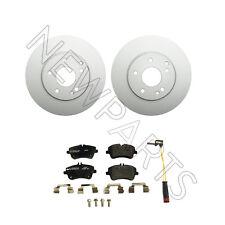 Mercedes W203 C230 Sedan 04-05 PAGID/ATE Front Brake KIT w/o Sport Package
