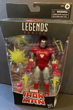 Marvel Legends 2020  IRON MAN Silver Centurion NEW