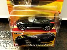 Matchbox Superfast 2005 No 42 Pontiac Solstice Black - Sealed Blister