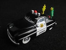 Rare! Disney Cars HOLIDAY SPIRIT SHERIFF Christmas Exclusive 1/55 Diecast