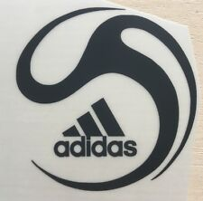 2x ADIDAS friendly MATCH JERSEY PATCH BADGE PLAYER SIZE GERMANY FRANCE SPAIN