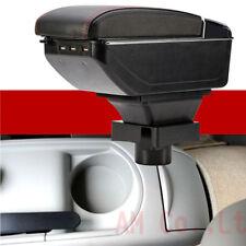Car Armrest box central content holder makeup Storage Store For Citroen C4