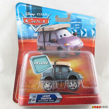 Disney Pixar Cars Night scene - Leroy Traffik with Snow Tires Deluxe #23