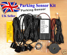 Parking Reversing Sensors 4 Sensor Kit Audio Buzzer UK