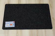 alfombrilla Felpudo RIB LINE 48 schwarz Gris 50x80cm