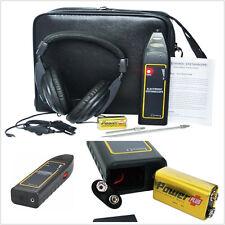Water Pipe Leak Detector Electronic Stethoscope Earphone Detection Equipment Kit